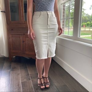 NWT NSF Pencil Skirt, Size S